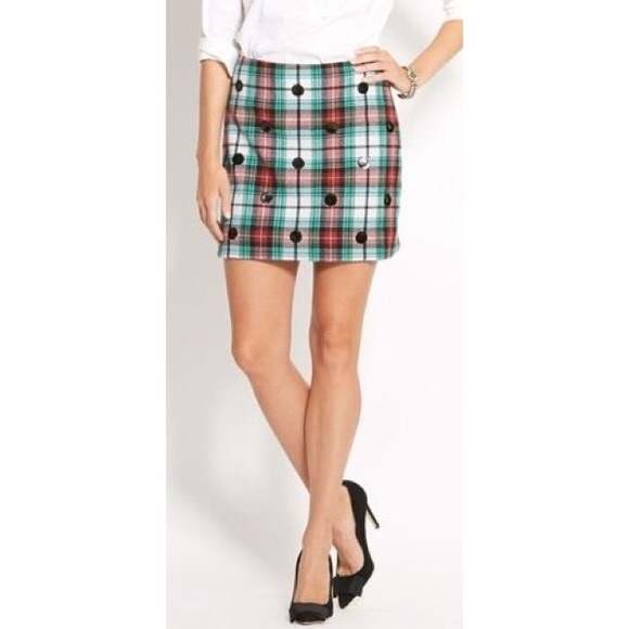 493b622d56 Vineyard Vines Skirts | Plaid Schoolgirl Skirt Size 4 Mini | Poshmark